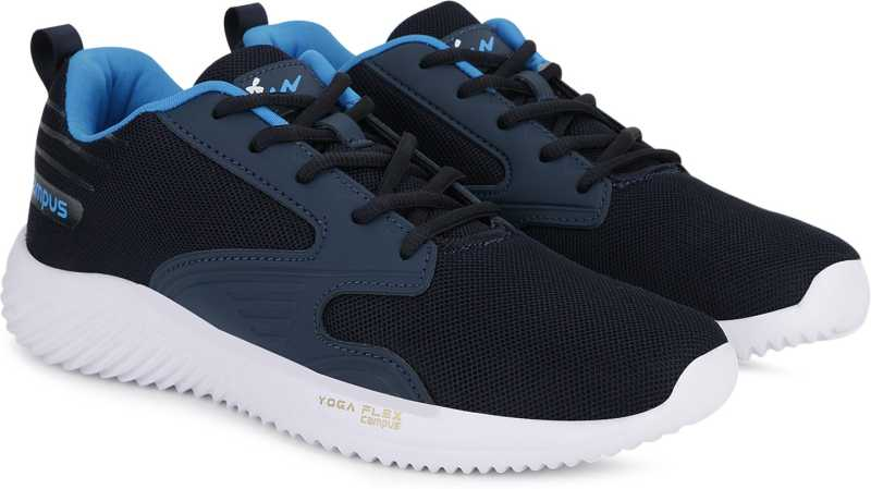 Campus Shoes | Blue Noor Plus Running Shoes