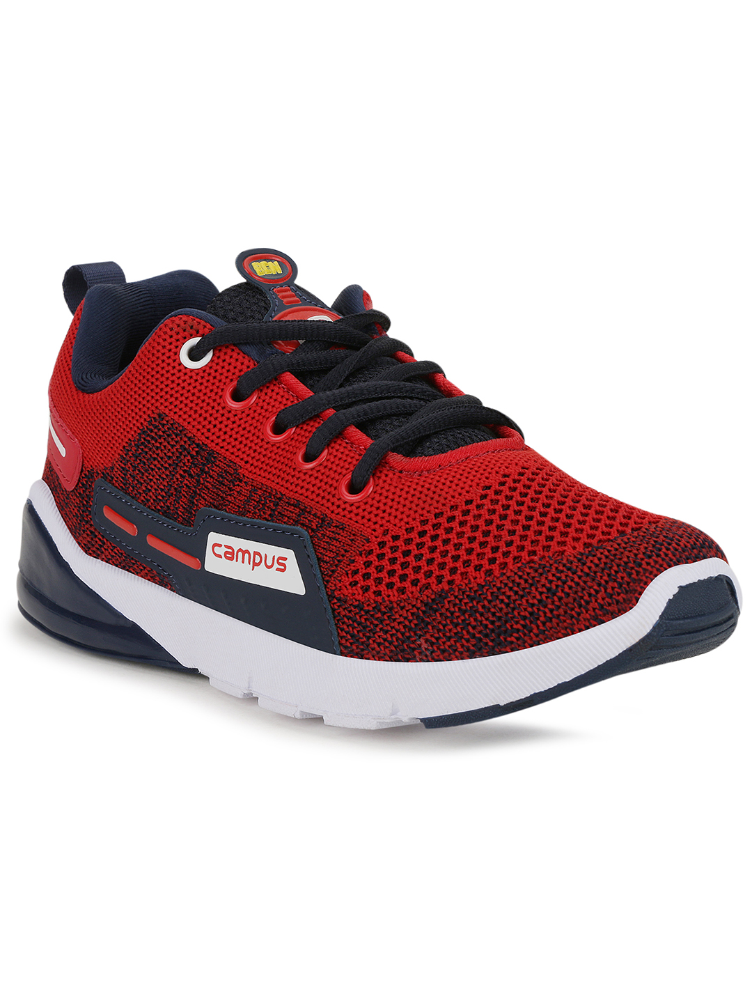 Campus Shoes | Red Running Shoes