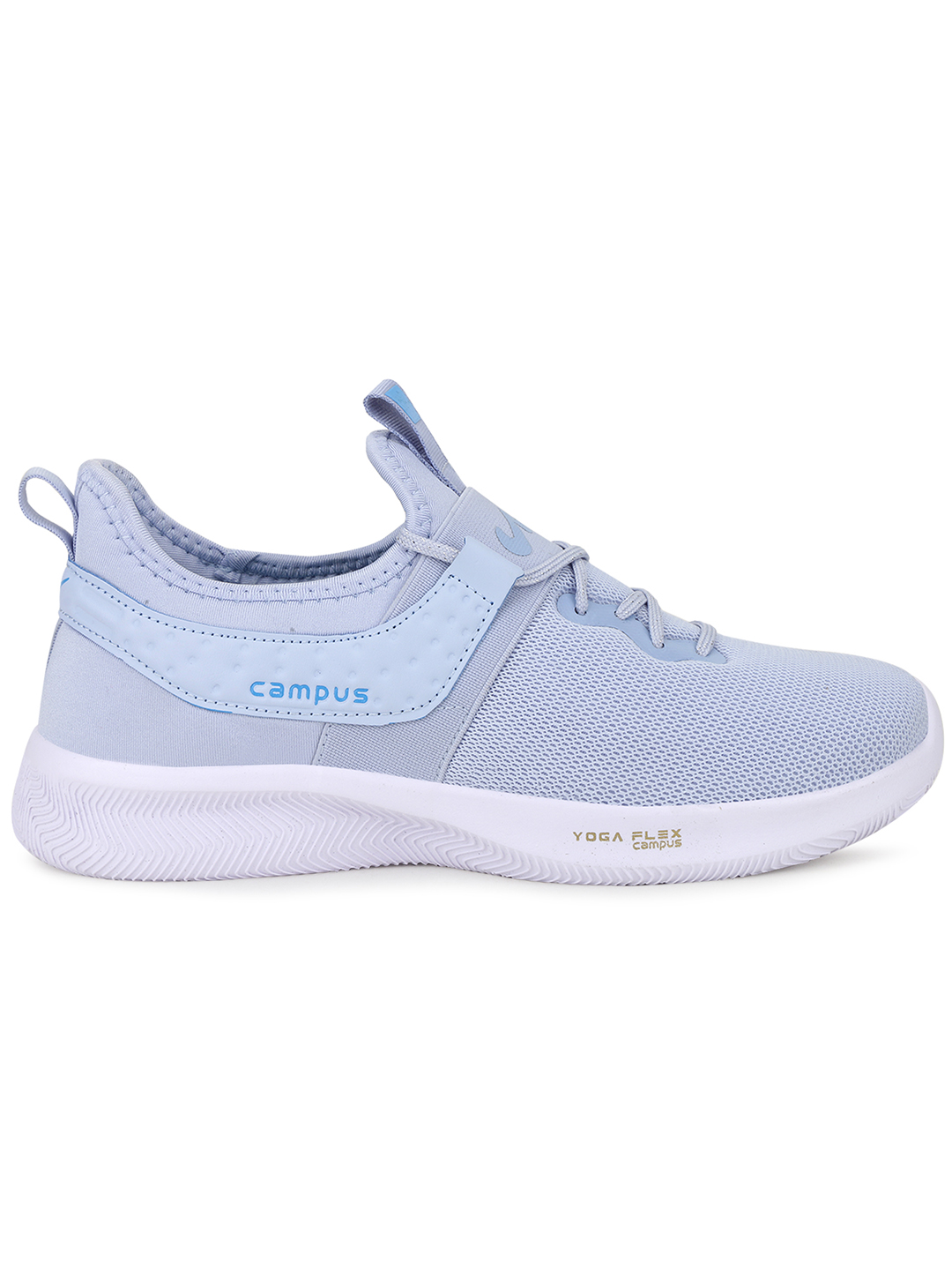 Campus Shoes   Grey Sherry Running Shoes