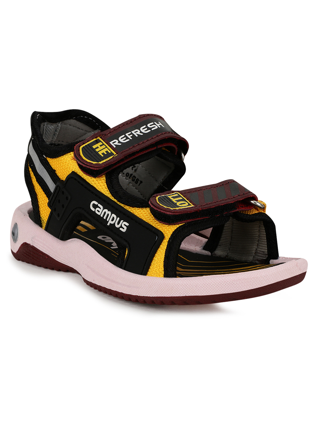 Campus Shoes | Yellow Sandals
