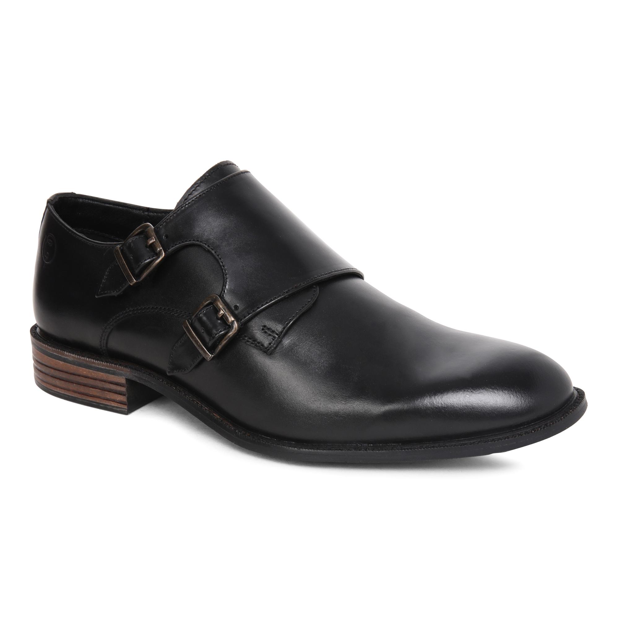 Carmicci | Carmicci Black Lifestyle Breathable Formal Shoes for Men - A1CR911A02A031