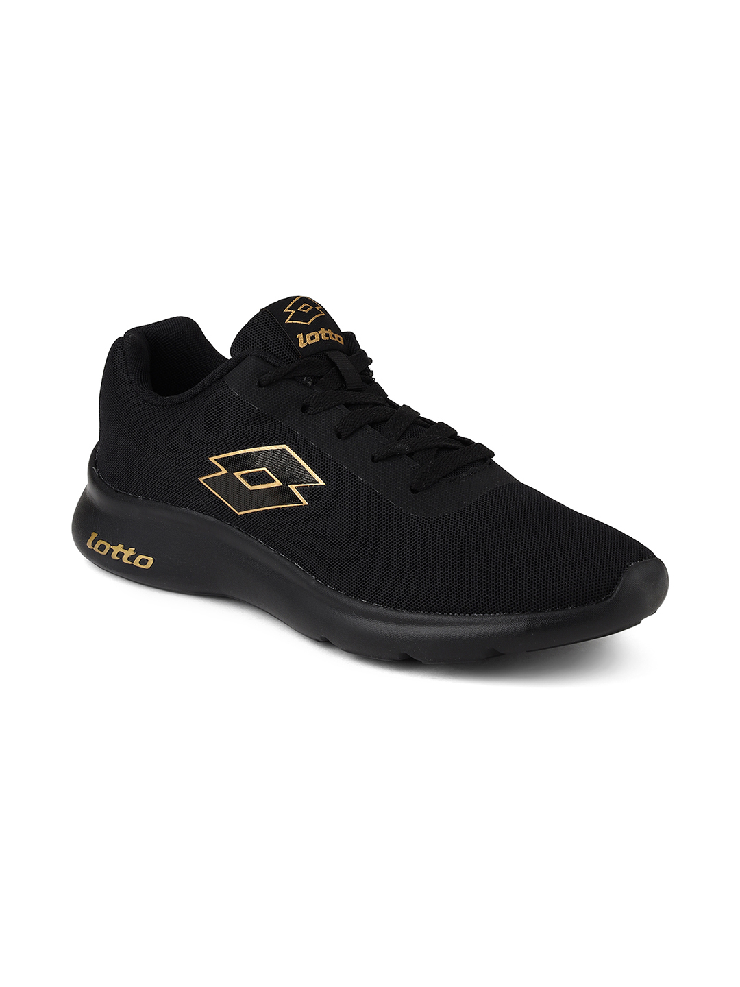 Lotto | Lotto Men's Victor Amf Black Running Shoes