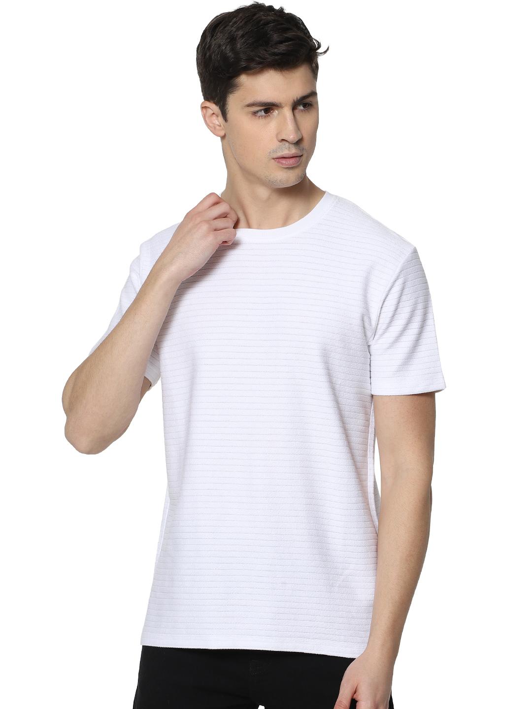 celio | Regular Fit White T-Shirt