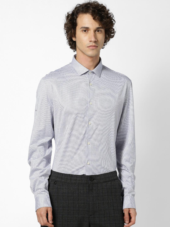 celio | celio Navy Casual Shirt