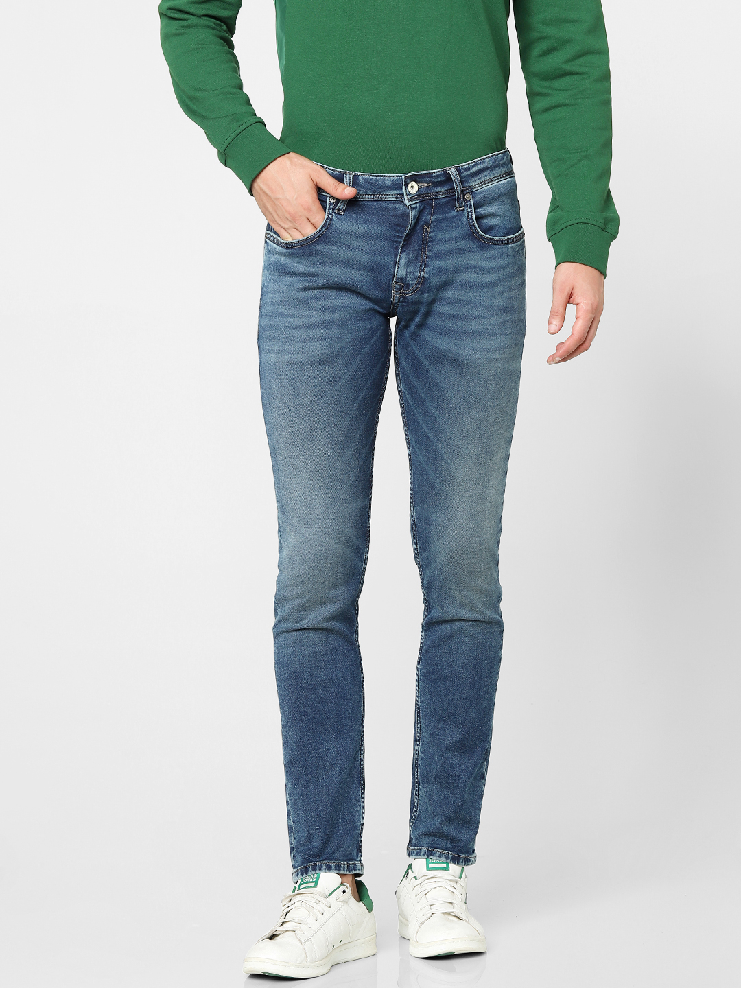 celio | Slim Fit Knitted Jeans