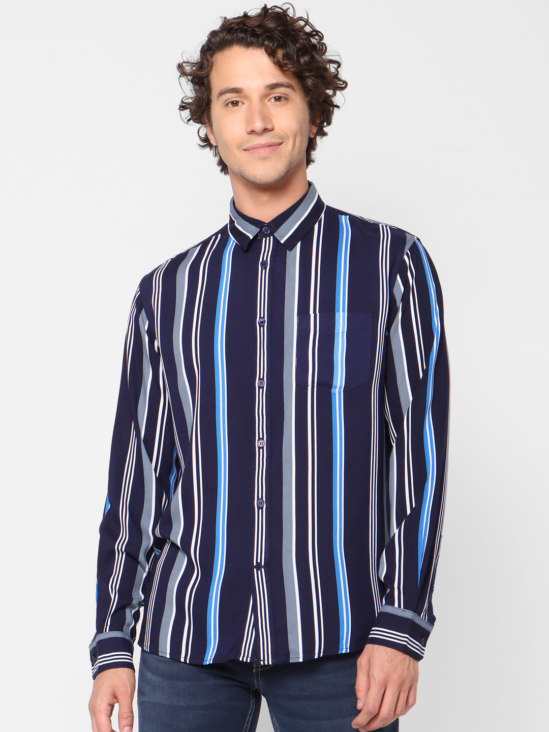 celio   Regular Fit  Soft Touch  Shirts