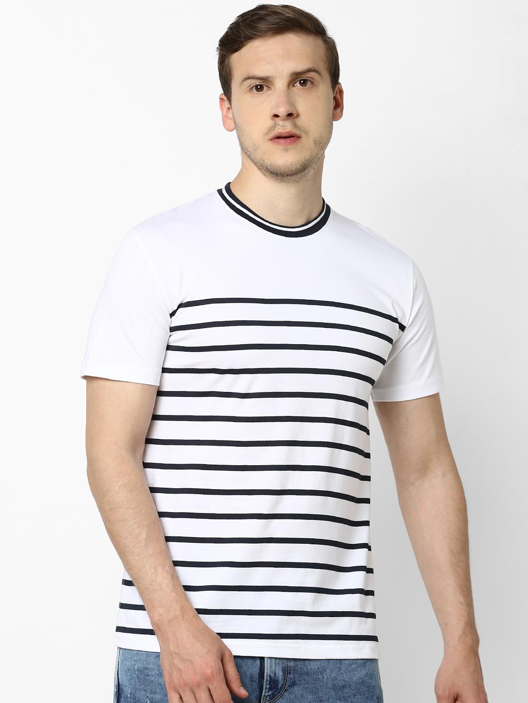 celio | Round Neck Cotton T-shirt