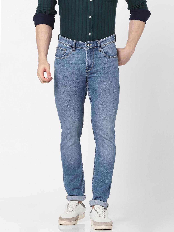 celio | Slim Fit Double Stone Blue Jeans