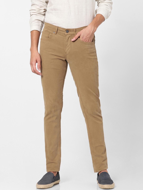 celio | Skinnny Fit Camel Pants