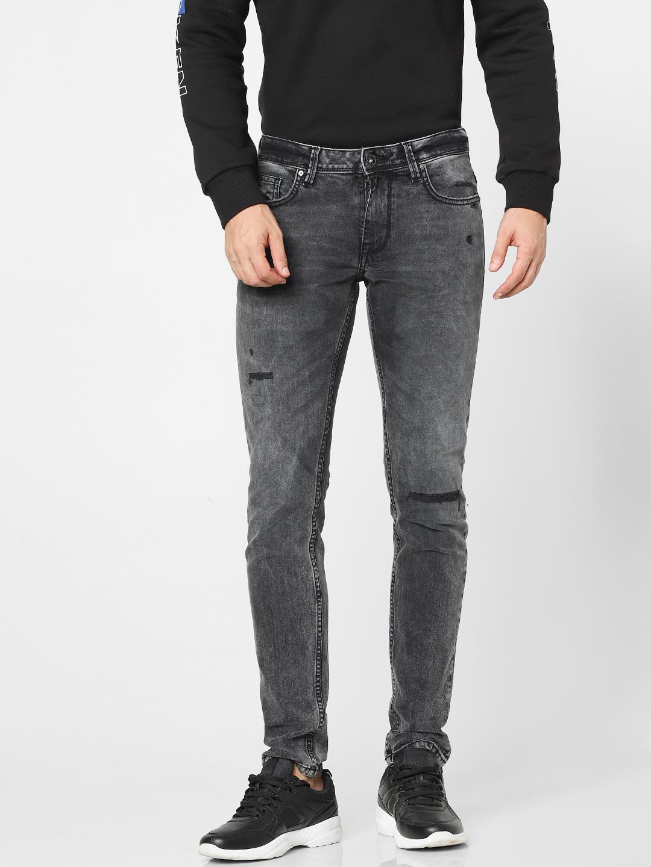 celio   Grey Skinny Fit Jeans