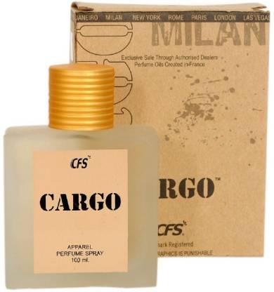 CFS | CFS cargo Eau de Parfum - 100 ml  (For Men & Women)