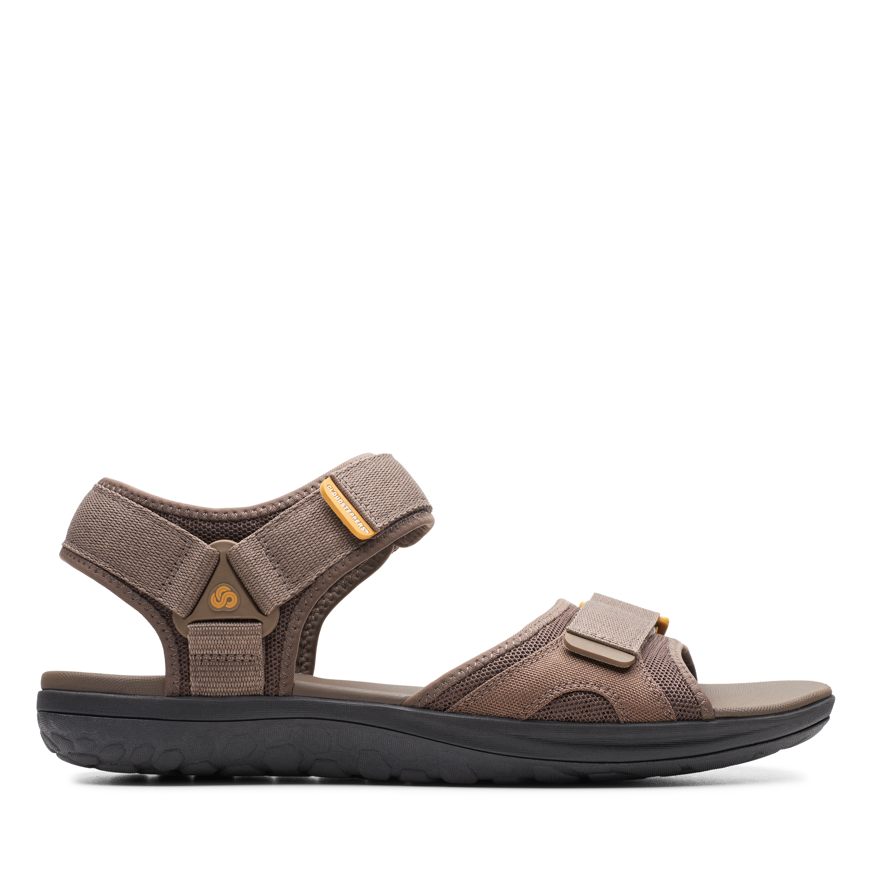 Clarks   Step Beat Sun Brown Sandals