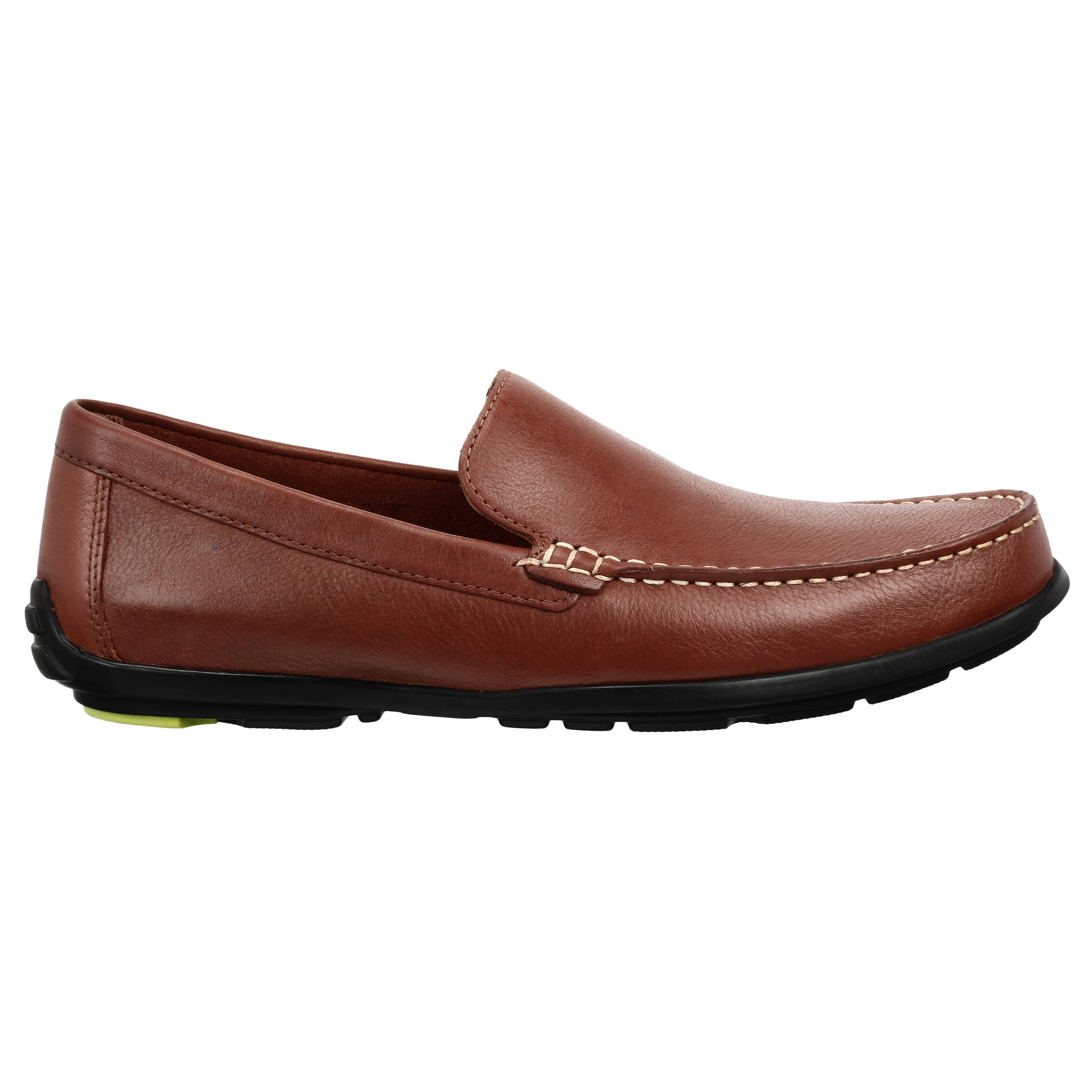 Clarks | Corson Loafer Tan Leather Loafers