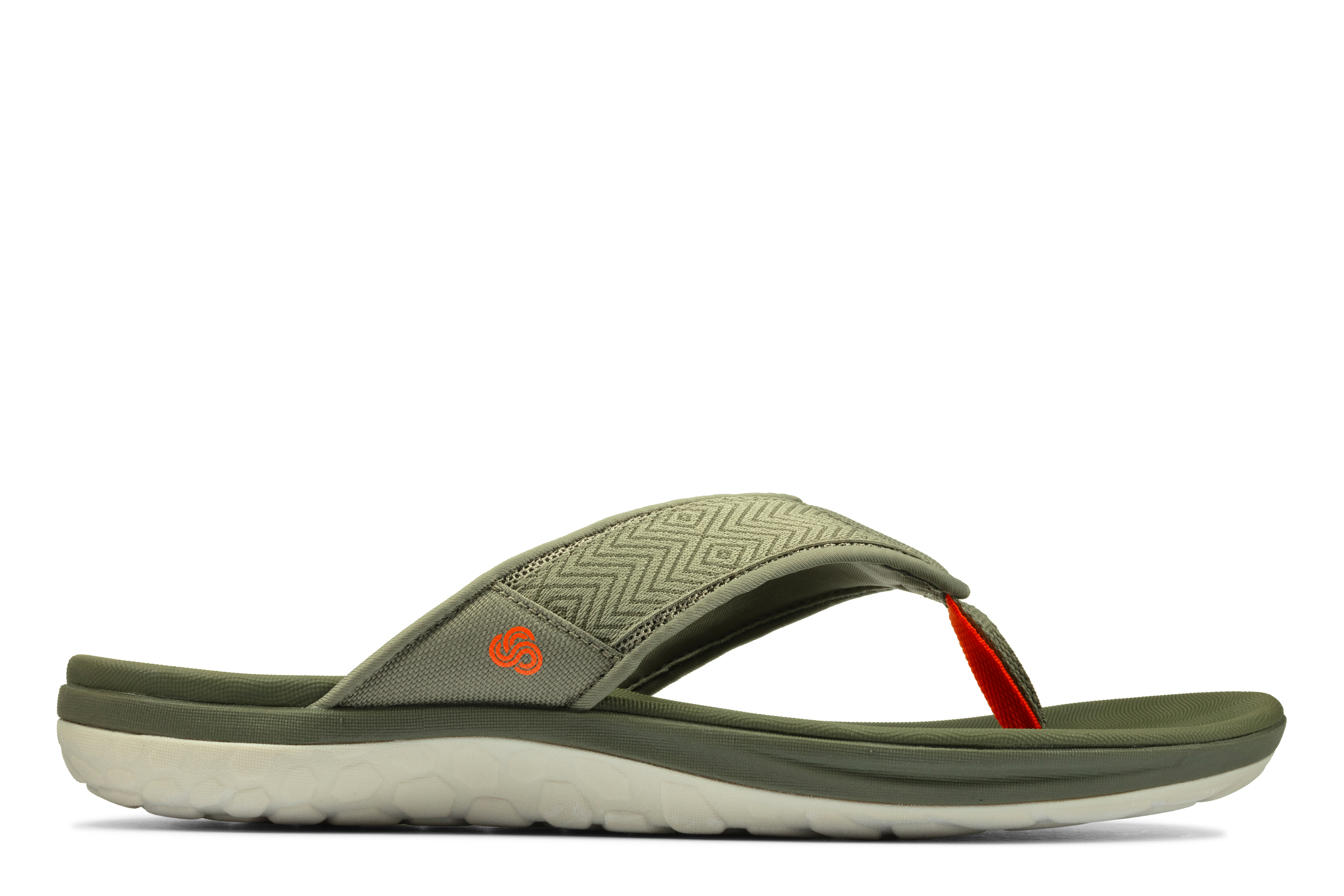 Clarks | Step Beat Dune Dusty Olive Sandals