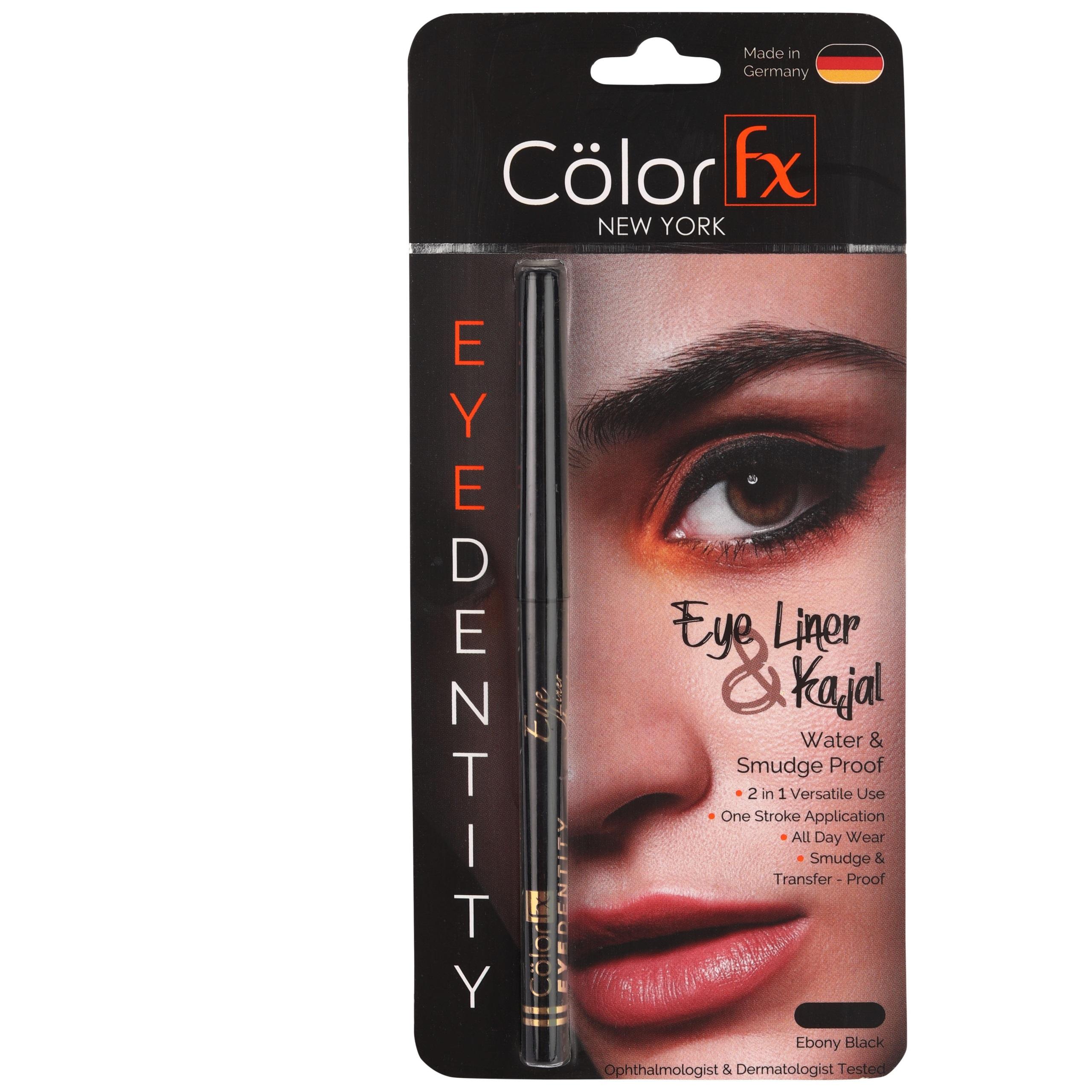 Color Fx | Color Fx Eyedentity 2 in 1 Kajal and Eyeliner