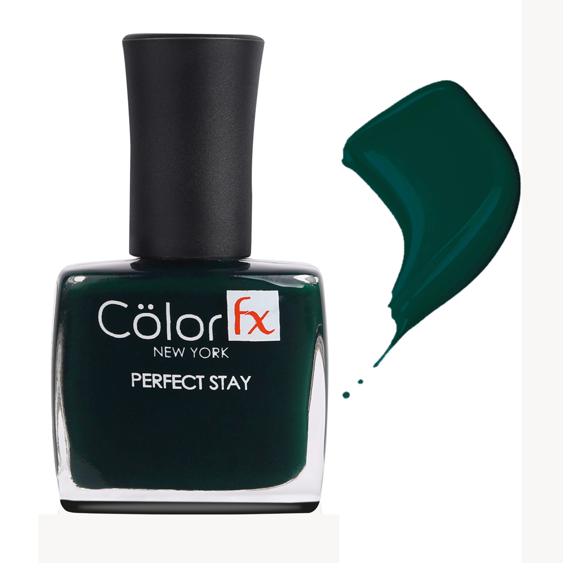 Color Fx   Color Fx Perfect Stay Basic Collection Nail Enamel, Shade-125