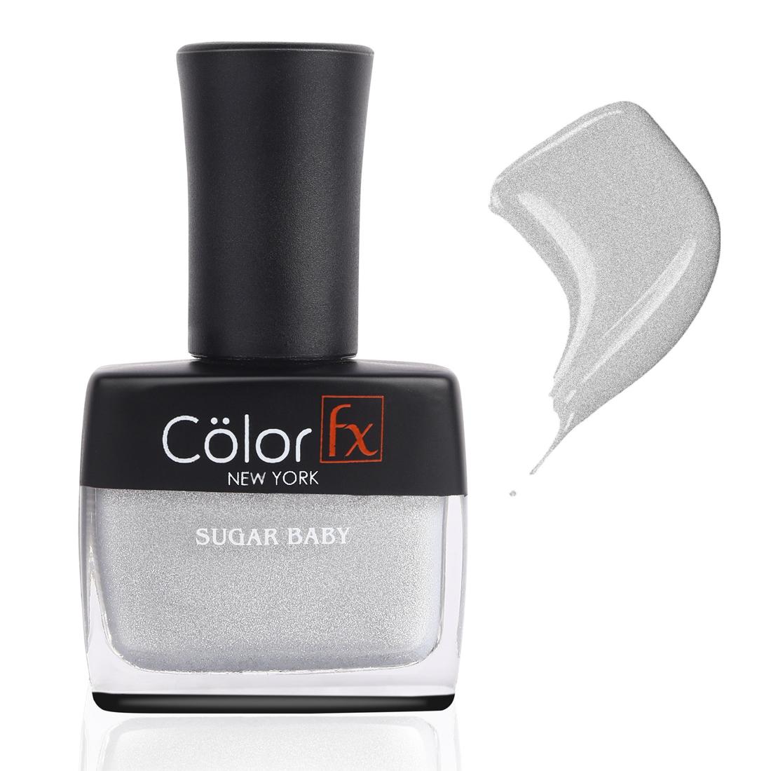 Color Fx | Color Fx Sugar Baby Wedding Collection Nail Enamel, Shade-101
