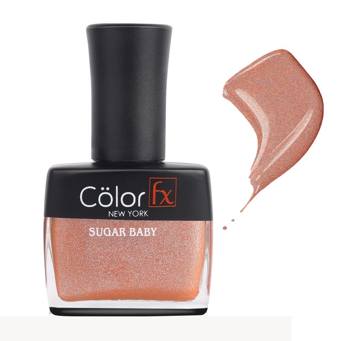 Color Fx | Color Fx Sugar Baby Wedding Collection Nail Enamel, Shade-106