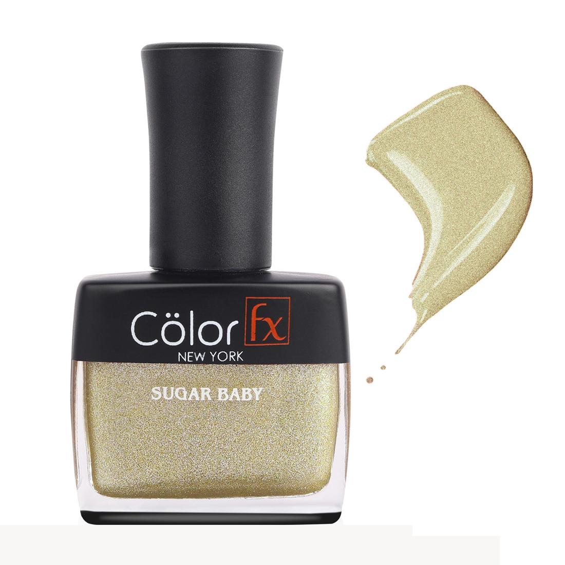 Color Fx | Color Fx Sugar Baby Wedding Collection Nail Enamel, Shade-108