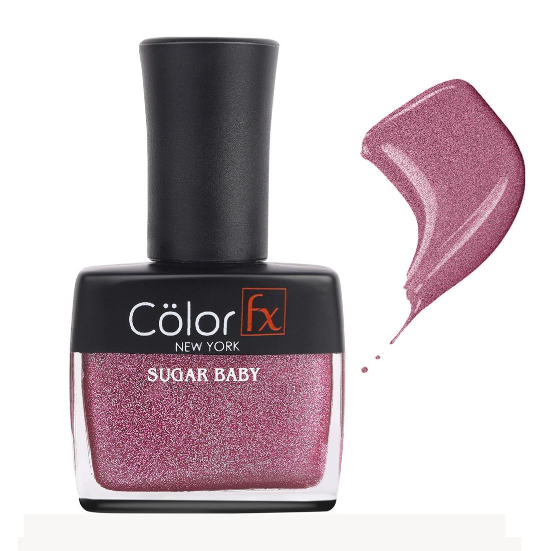 Color Fx | Color Fx Sugar Baby Wedding Collection Nail Enamel, Shade-116