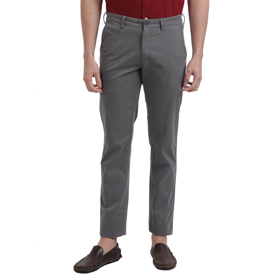 ColorPlus   ColorPlus Grey Trousers