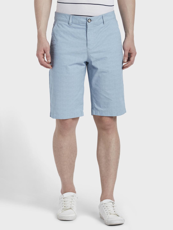 ColorPlus | ColorPlus Medium Blue Shorts