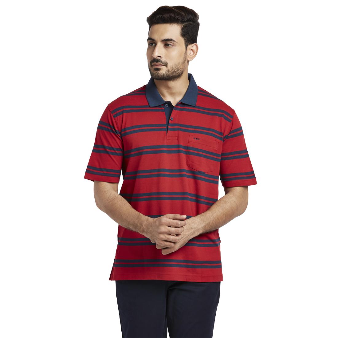 ColorPlus   ColorPlus Red T-Shirt
