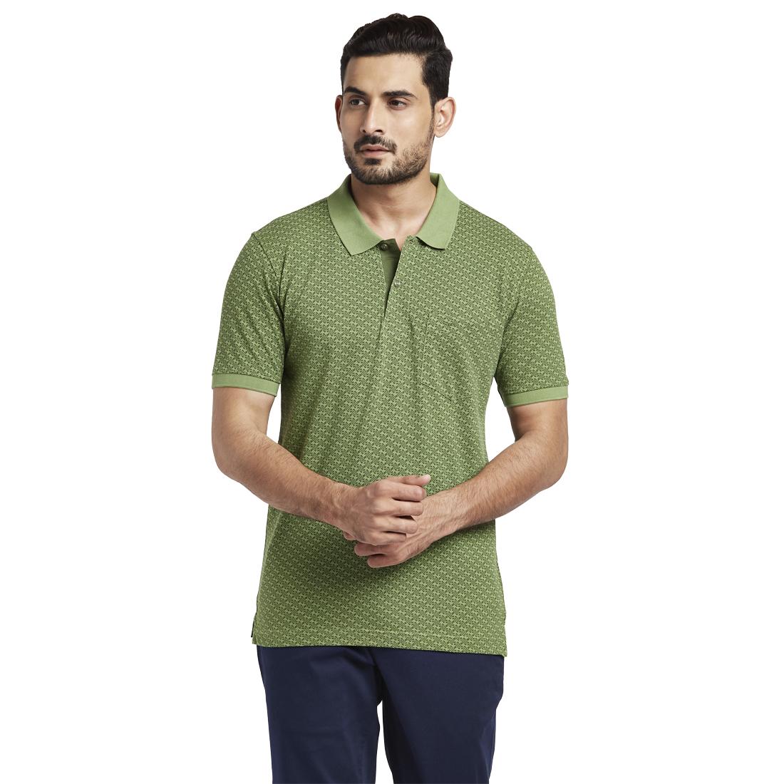 ColorPlus   ColorPlus Green T Shirt