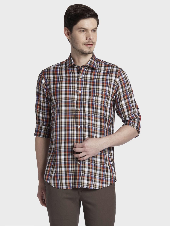 ColorPlus | ColorPlus Brown Shirt