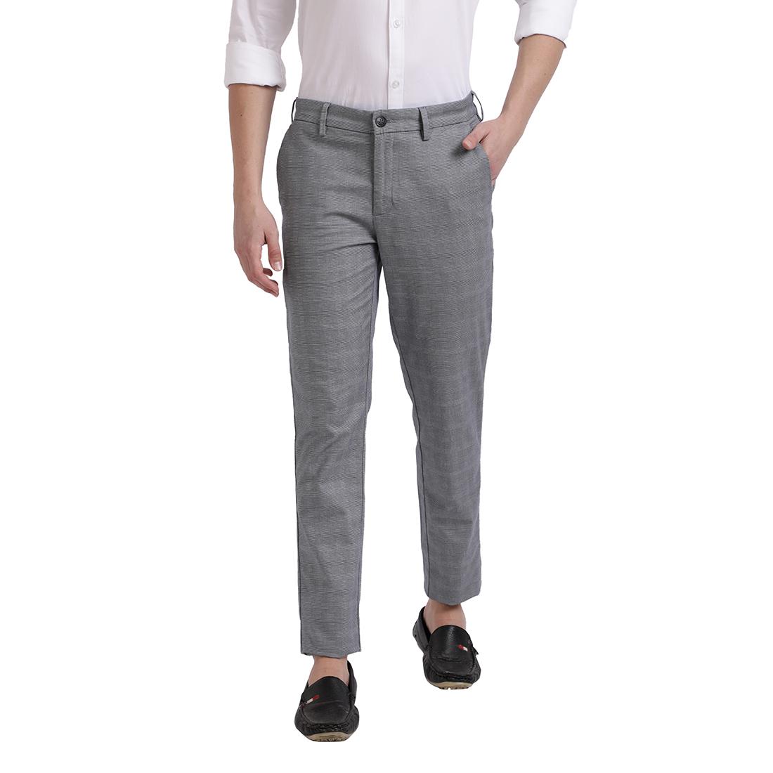ColorPlus | ColorPlus Grey Trouser