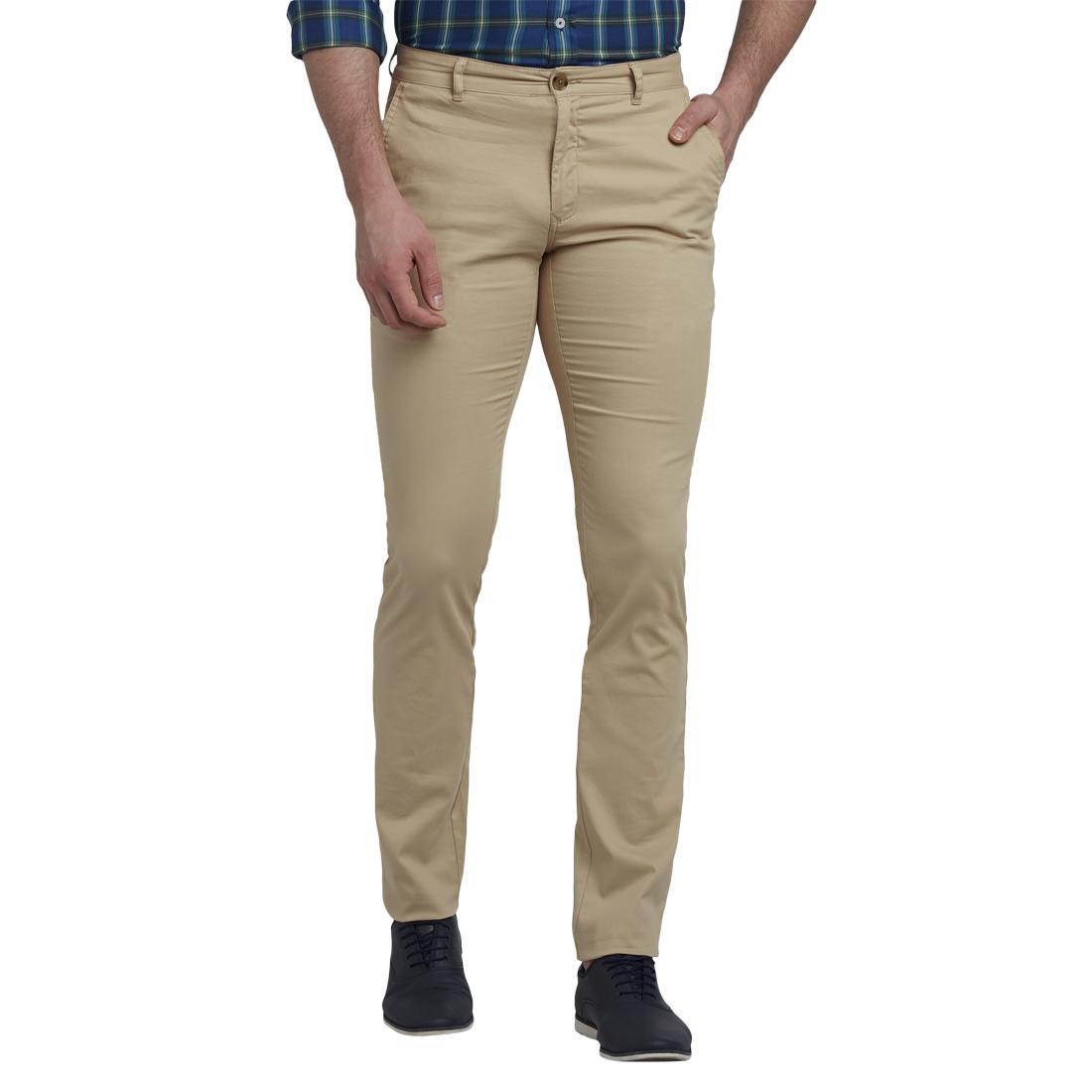 ColorPlus   Colorplus Medium Khaki Trouser