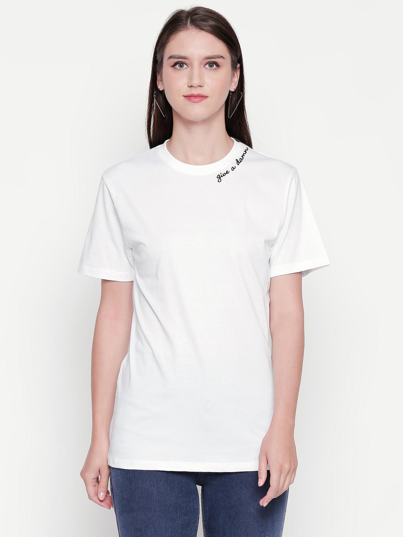 creativeideas.store | Give a Damm White Tshirt - creativeideas.store
