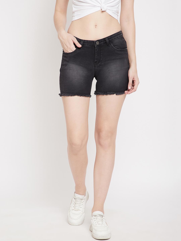 Crimsoune Club | Crimsoune Club Womens Black Shorts
