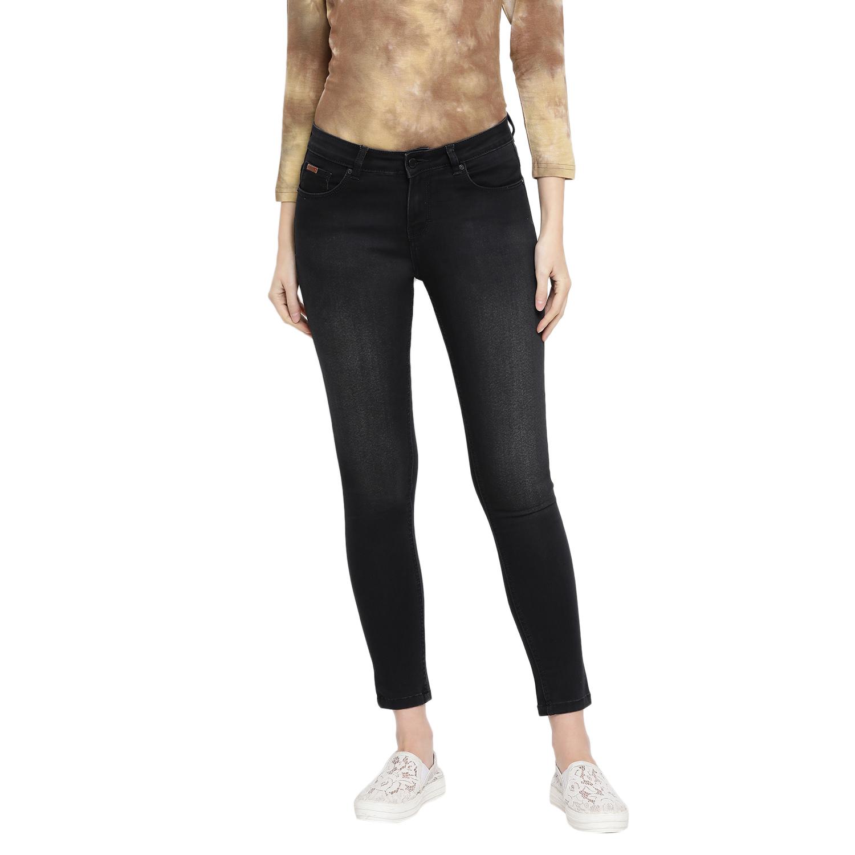 Crimsoune Club | Crimsoune Club Women's Solid Black Jeans