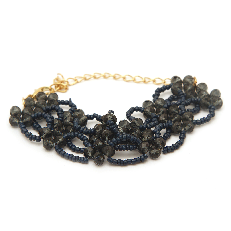globus | GlobusNAVYClasp Bracelet