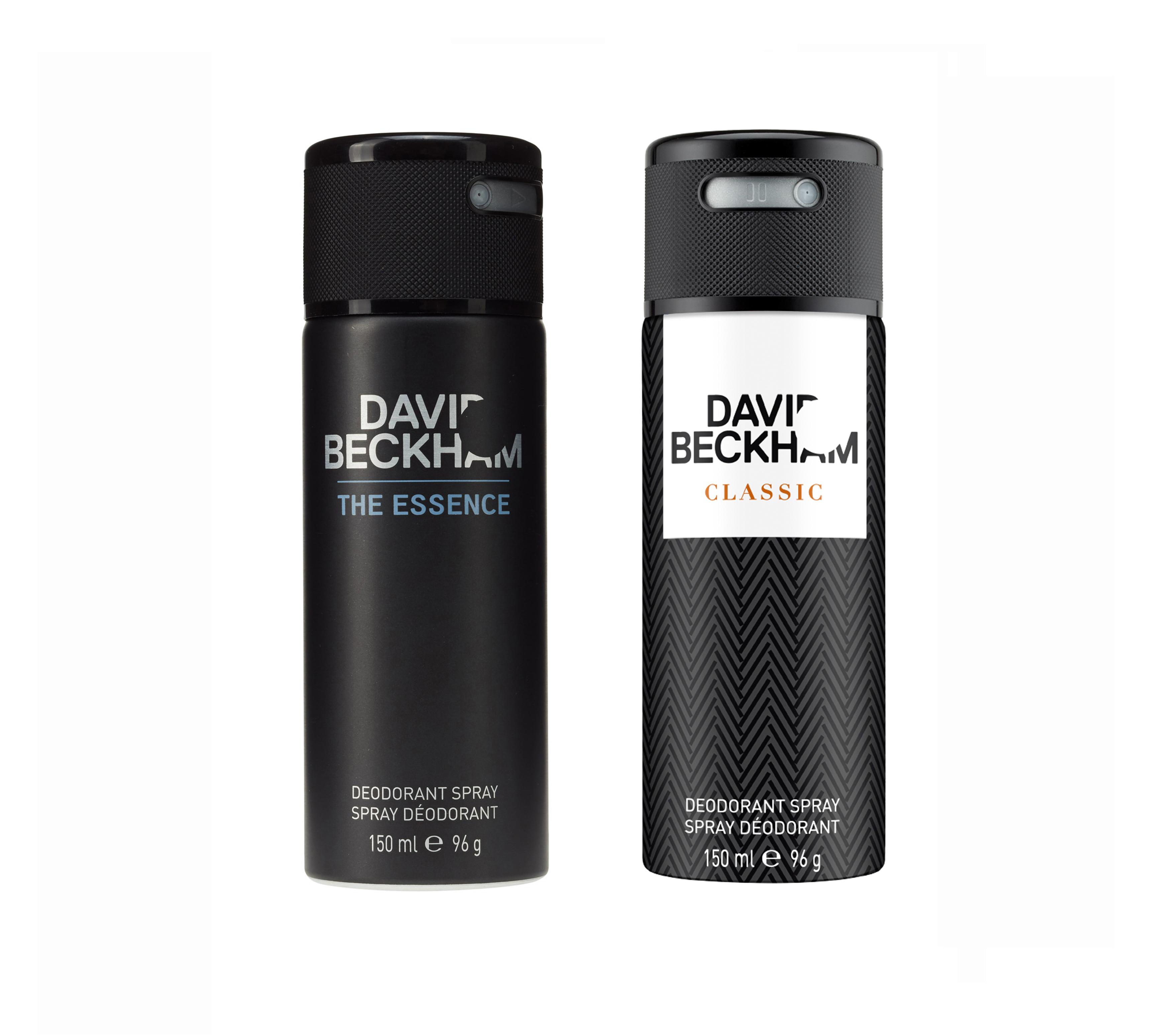 David Beckham | Essence and Classic Deo Combo Set of 2