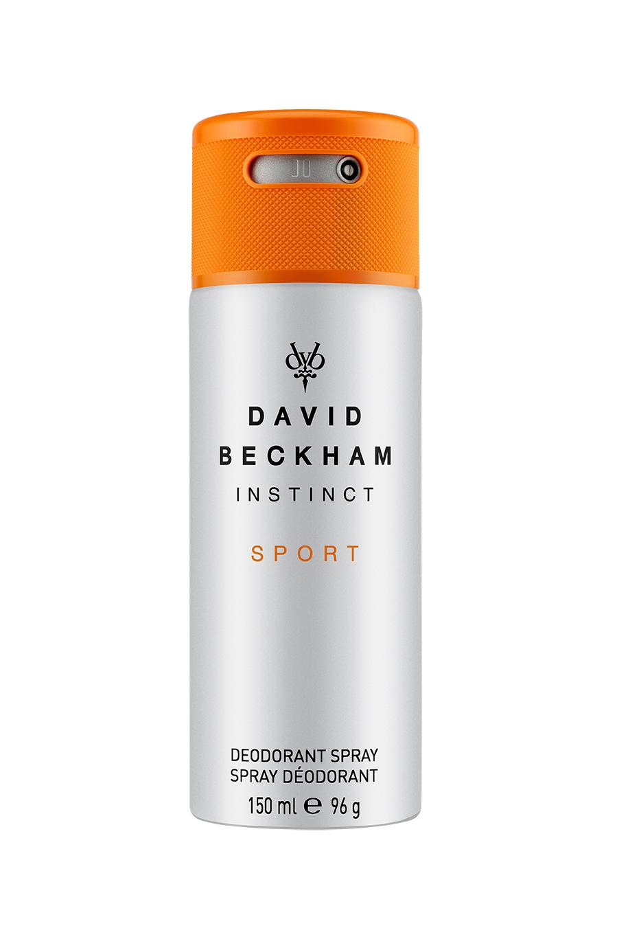 David Beckham | Instinct Sport Deodorant Spray 150 ML