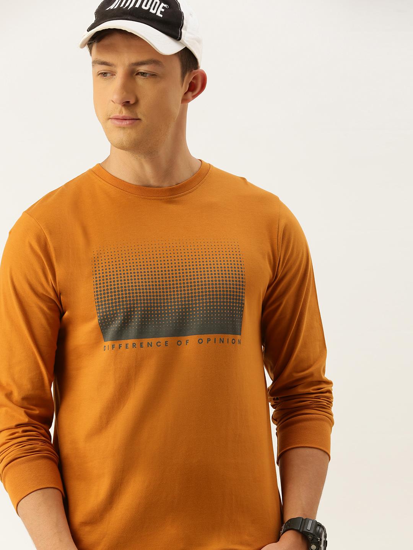 Difference of Opinion | Difference of Opinion Full Sleeve Printed T-shirt