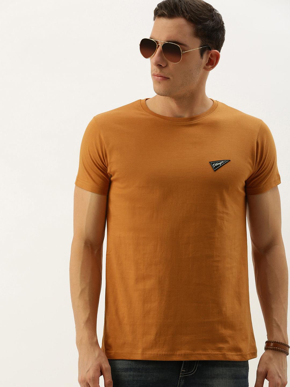 Dillinger   Dillinger Men's Solid T-shirt