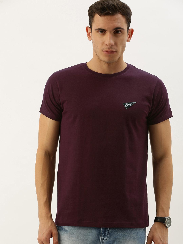Dillinger | Dillinger Men's Solid T-shirt