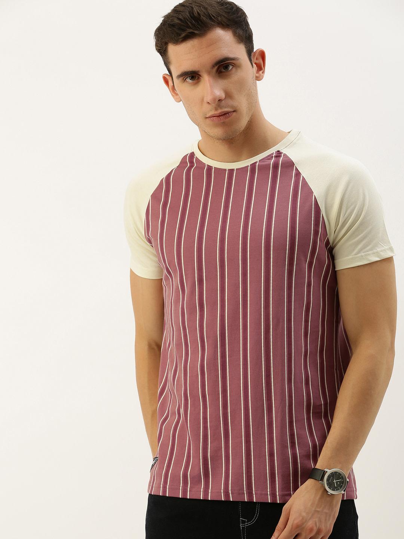 Dillinger | Dillinger Men's Stripe printed T-shirt