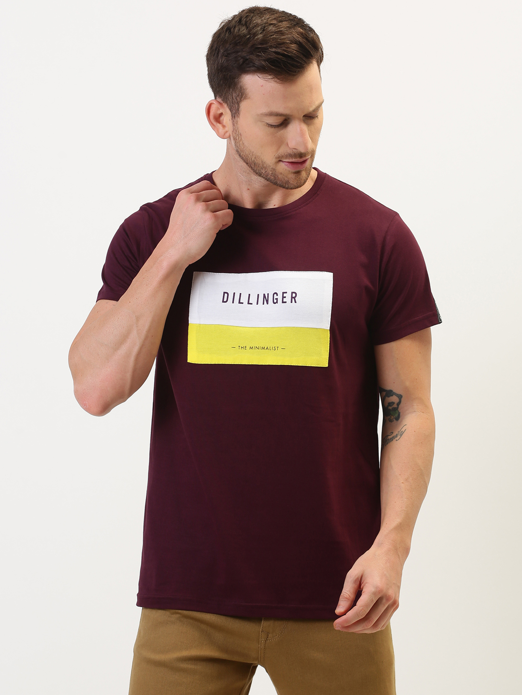 Dillinger | Dillinger Printed T-shirt