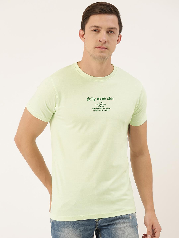 Dillinger   Dillinger Typographic Printed T-shirt