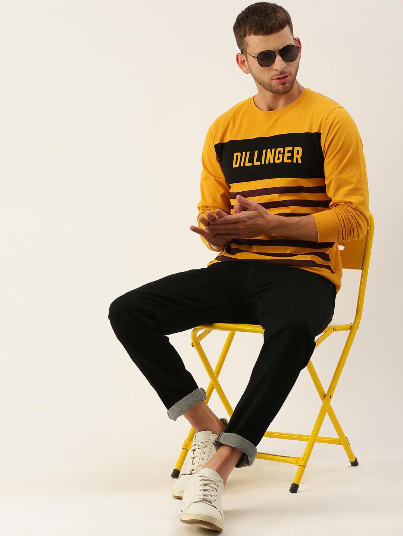 Dillinger | Dillinger Men's Full sleeve Printed T-shirt