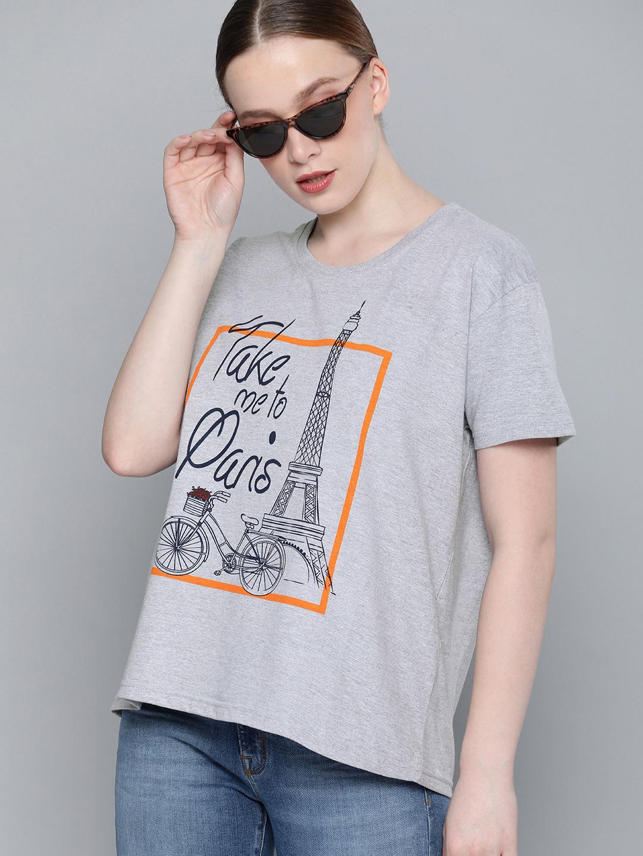Dillinger | Dillinger Printed round neck T-shirt
