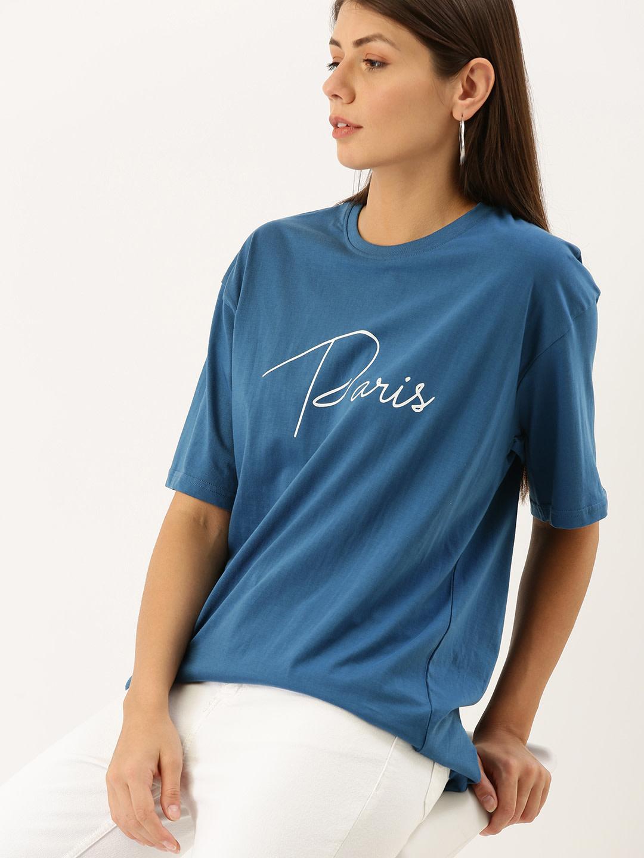 Dillinger | Dilllinger Women Printed Oversized T-shirt