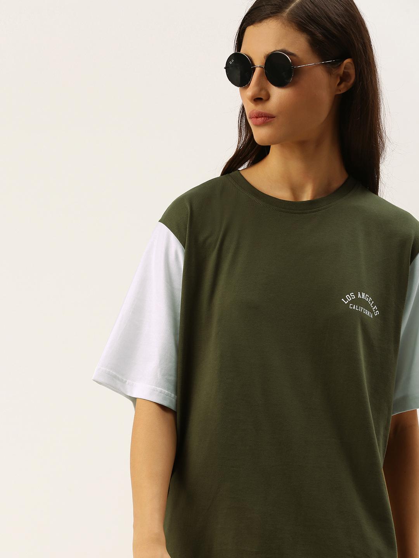 Dillinger | Dillinger Printed Over sized T-shirt