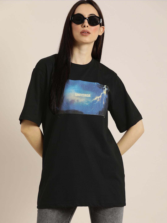 Dillinger | Dillinger Women's Oversized T-Shirt