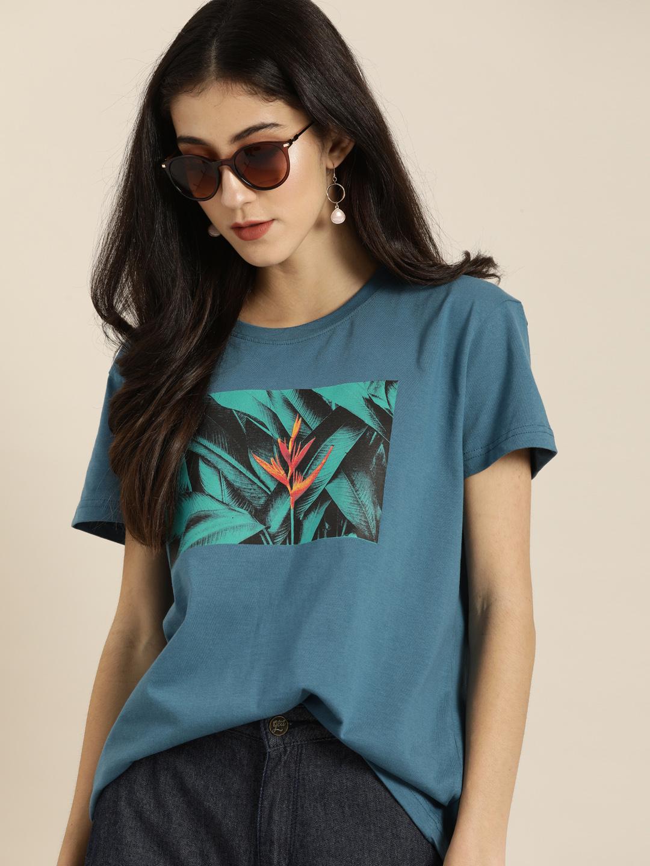Dillinger | Dillinger Women's Boxy Regular T-Shirt