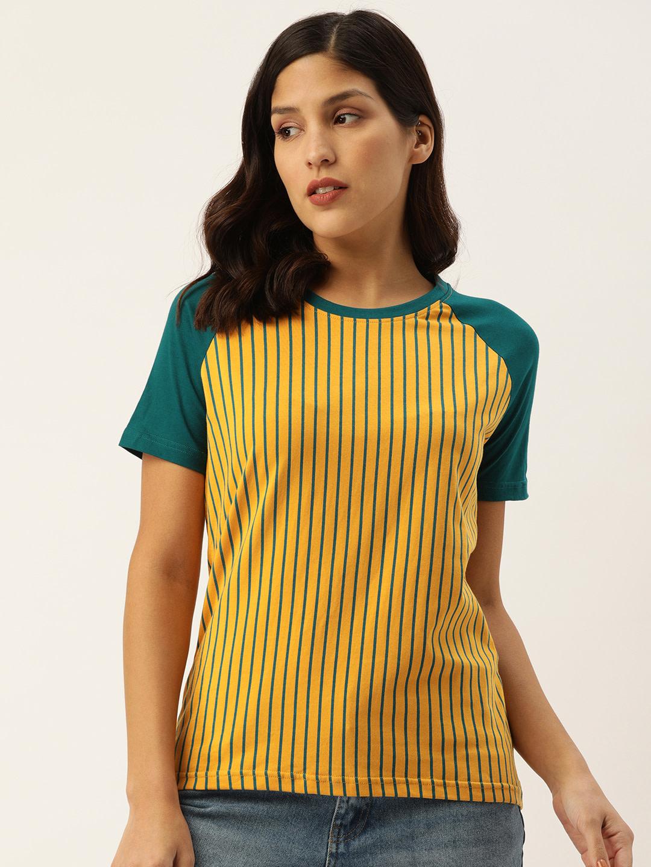 Dillinger | Dillinger Women's Stripe printed T-shirt